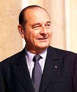 ジャック・ルネ・シラク共和国前大統領逝去の画像